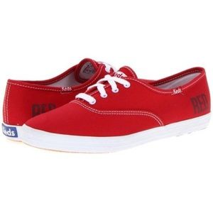 """Taylor Swift """"Red"""" Tour Keds 6"""